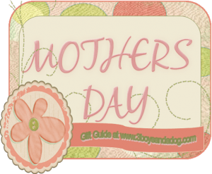Mothers Day Gift Guide Schedule and Product Round Up
