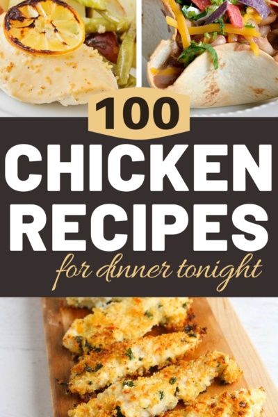 so many delicious chicken recipes