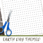 earth day themed word search for kids