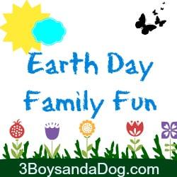 Earth Day Family Fun Ideas