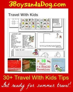 Get Ready for Summer Travel with 30+ tips