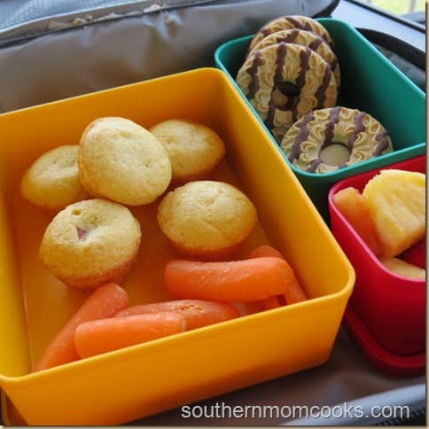 Bento Lunch Recipe