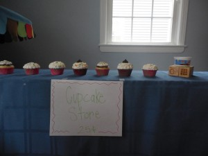 C is for Cupcake Store