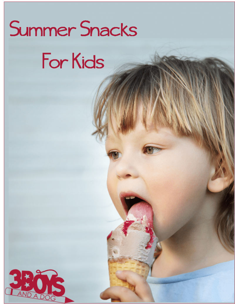 Yummy Kids Snack Ideas