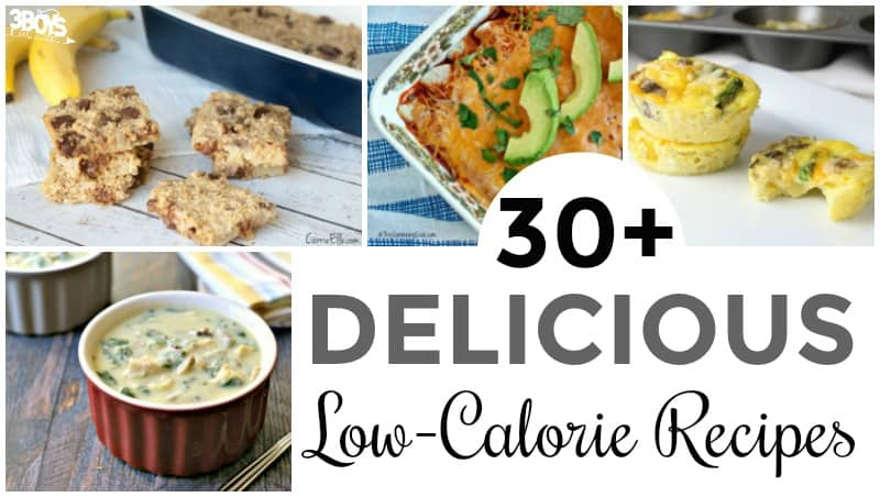 Low Calorie Recipes to Try