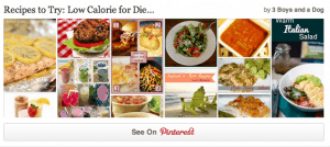 Recipes to Try: Low Calorie for Dieters!
