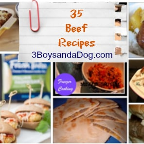 35 Tasty Beef Recipes to Make the Family