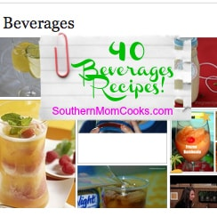 40+ Drink Recipes to Serve your Guest