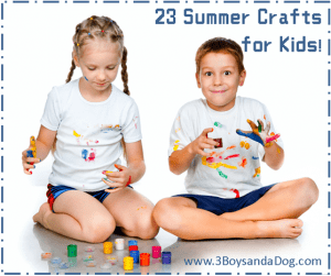 23 Fun Things for Kids to Make This Summer