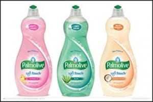 Clean the Dishes with New Palmolive Colors and Scents (giveaway)