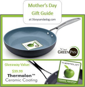GIVEAWAY: GreenPan Paris Collection Frypan #happymothersday