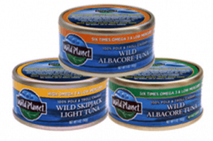 GIVEAWAY: Wild Planet Albacore Tuna Products!