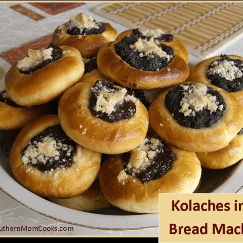 bread machine recipe