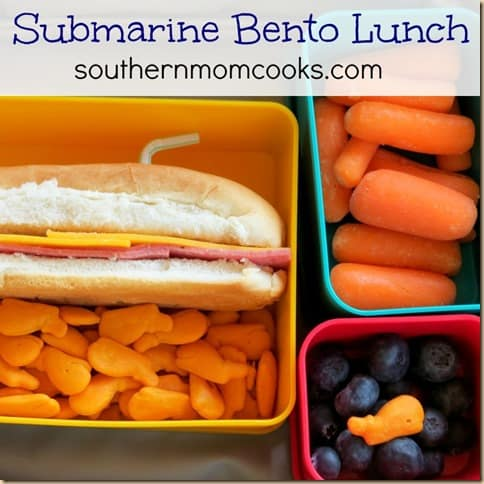 bento lunch recipe