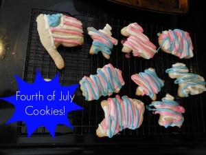 Preschool Cookies
