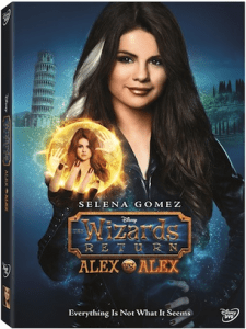 The Wizards Return: Alex vs Alex on DVD 6/25!!