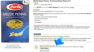 barilla amazon coupon