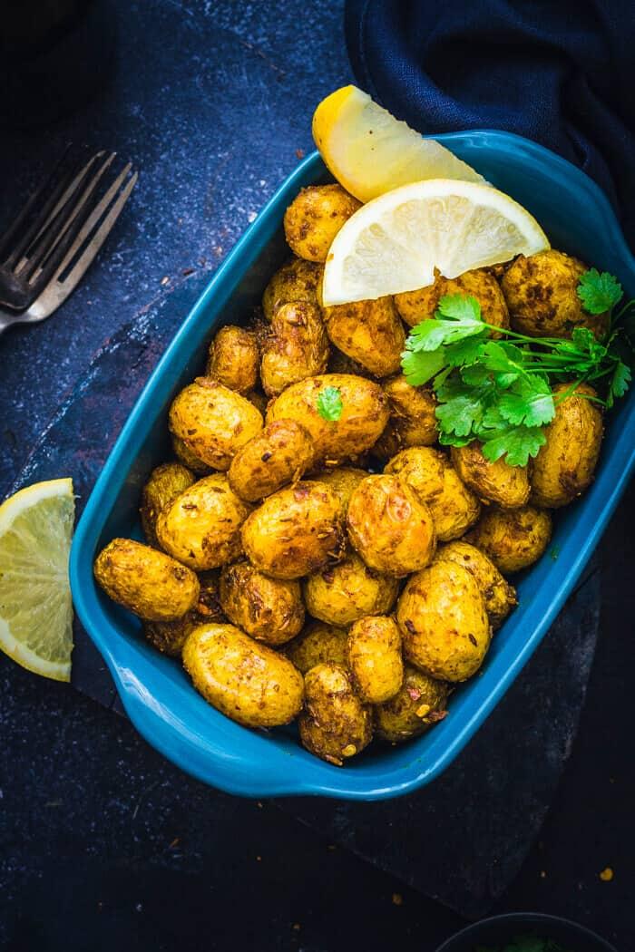 Easy Bombay Potatoes Recipe