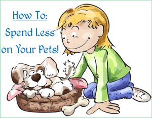 Caring for your pet the economical way