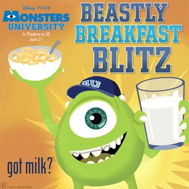 monstersu got milk image