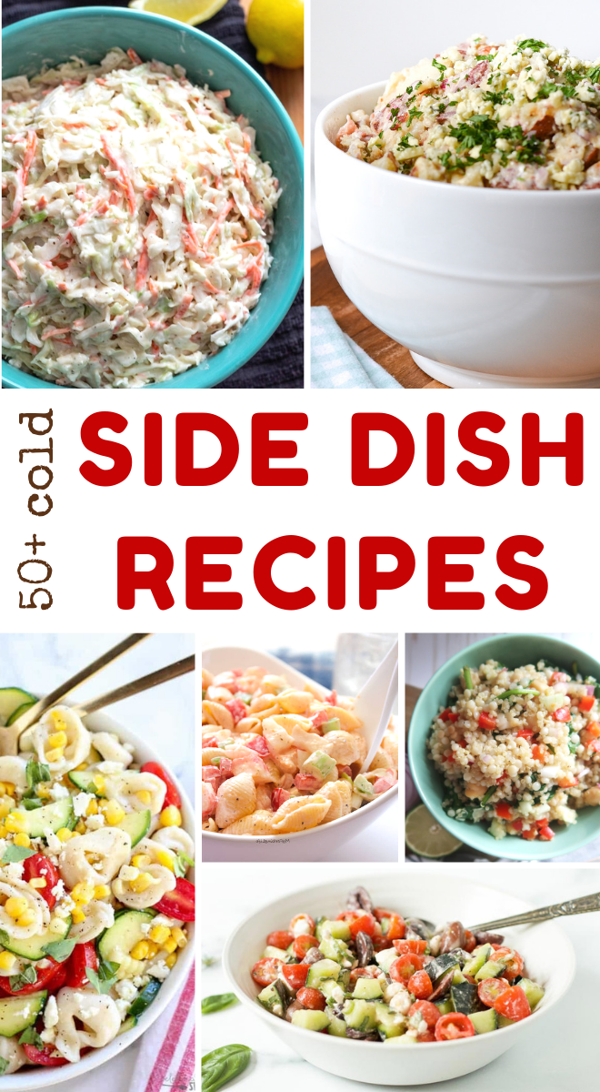 hot weather side dishes perfect for grilling parties