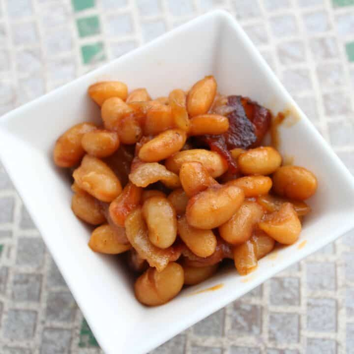 Bacon Baked Beans
