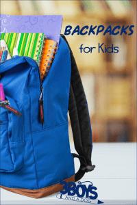Buy Back to School Backpacks For Kids!