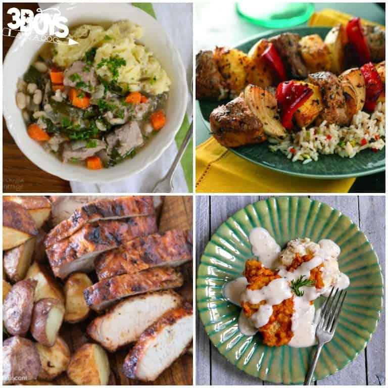 Favorite Pork Recipes
