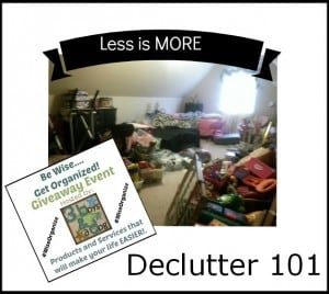 How to Organize Clutter