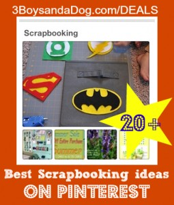 Scrapbooking ideas on Pinterest