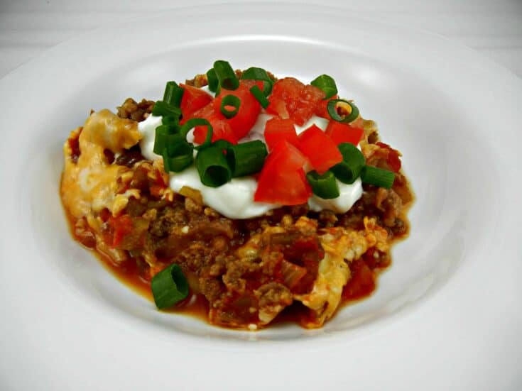 The Ultimate Tailgating Party: Slow Cooker Seven Layer Dip