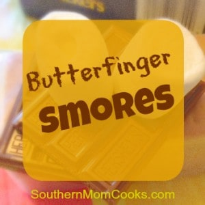 Butterfinger S'mores Recipe