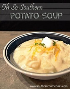 Oh So Southern Potato Soup