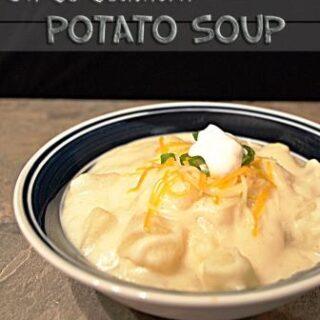 Oh So Southern Potato Soup