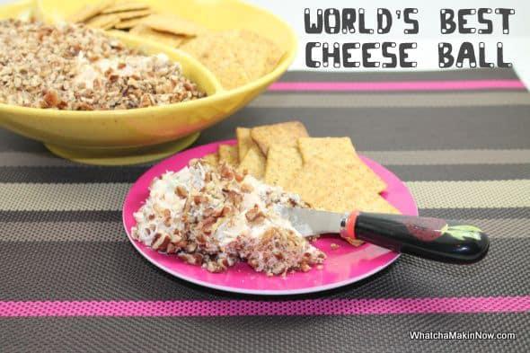 World's Best Cheeseball