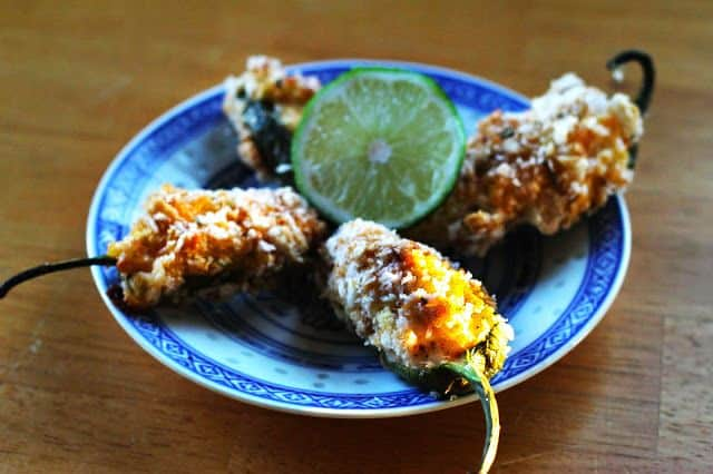 The BEST Jalapeno Poppers