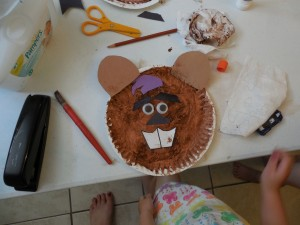B is for Beaver Craft