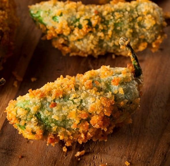 Crispy Jalapeno Poppers