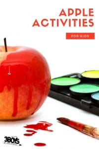A is for Apple:  6 Educational Activities for Kids