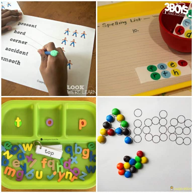 Fun Ways to Practice Spelling with Kids
