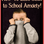 Strategies for Coping with Back-to-School Anxiety