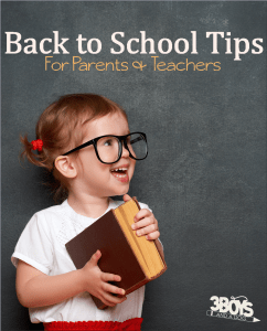 Top 10 Tips for Parents and Teachers