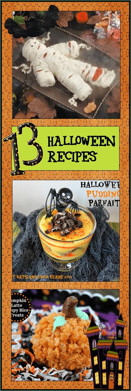 13 Halloween Recipes from Pinterest