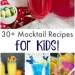 Over 30 Mocktail Recipes Perfect for Kid Parties
