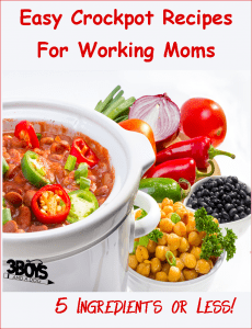 Easy Crock Pot Recipes For Working Moms