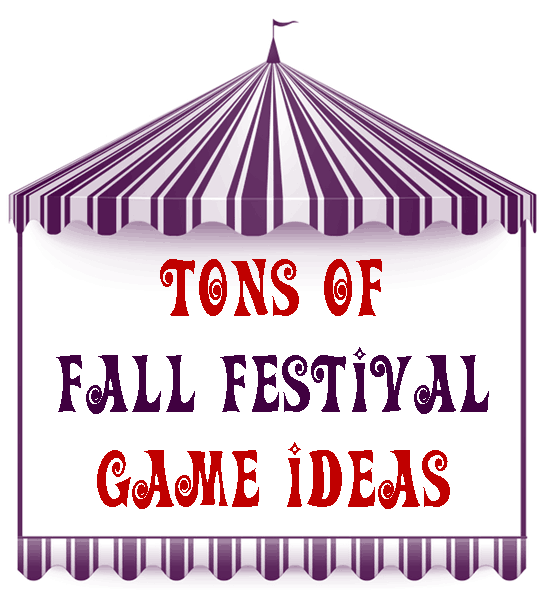 More Fall Festival Game Ideas