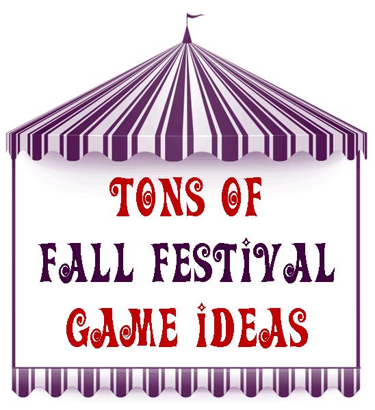 More Fall Festival Game Ideas