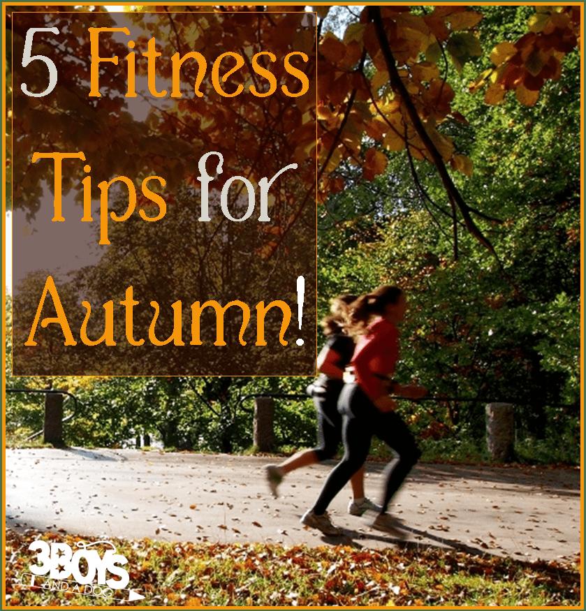 Autumn Fitness Activities