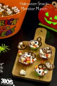 Halloween Night Snack Idea