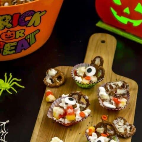 Halloween Night Snack Idea